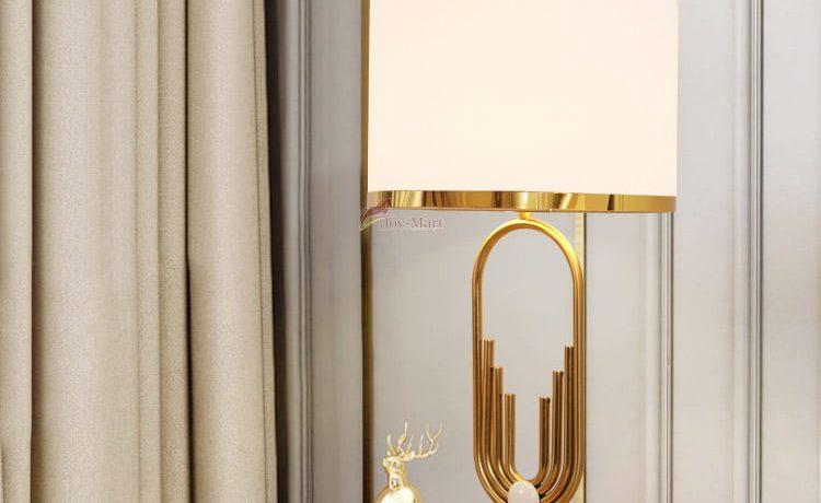 đèn bàn nghệ thuật phong cách châu âu mb3046