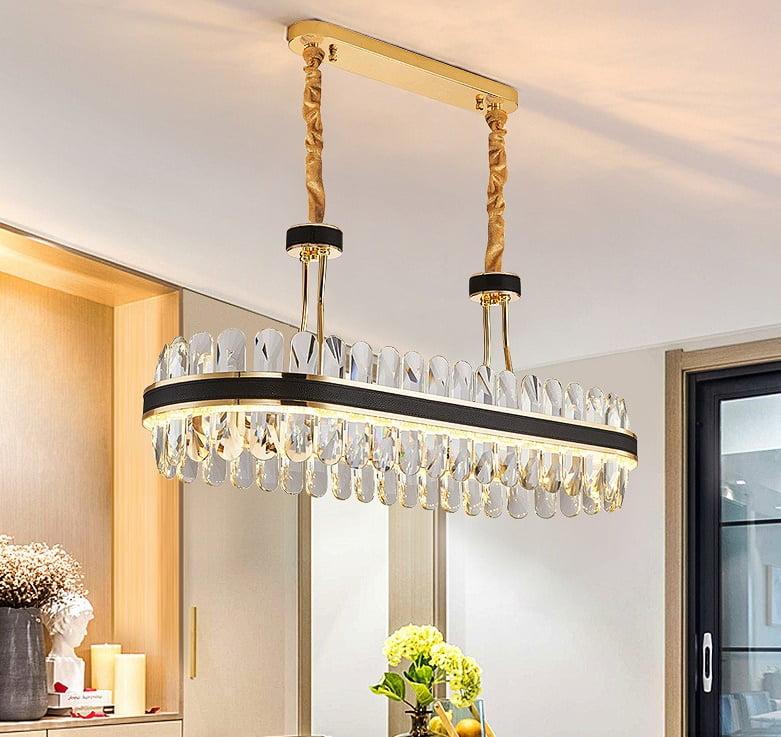 Đèn thả pha lê phòng bếp tinh tế sang trọng MTH6660-750