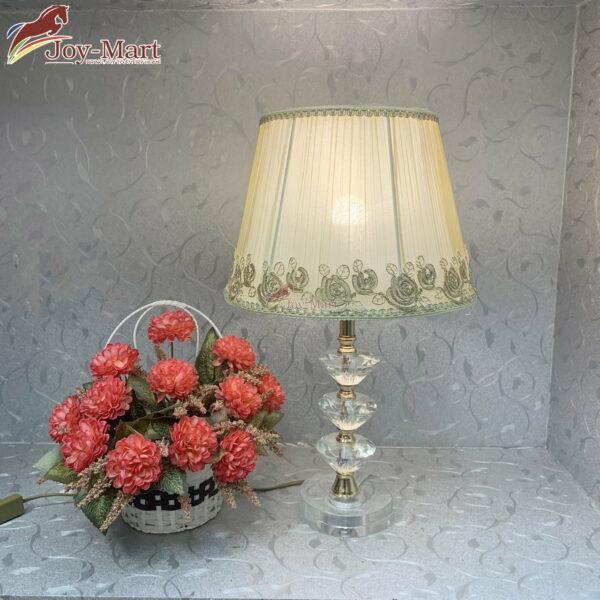đèn ngủ để bàn pha lê cao cấp giá tốt mb1077